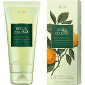 4711 Acqua Colonia - Blood Orange & Basil - Bath & Shower Gel