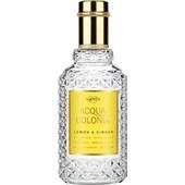 4711 Acqua Colonia - Lemon & Ginger - Eau de Cologne Splash & Spray