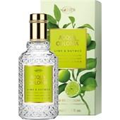 4711 Acqua Colonia - Lime & Nutmeg - Eau de Cologne Splash & Spray
