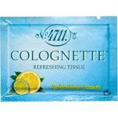 4711 - Äkta Eau de Cologne - våtservetter citrus