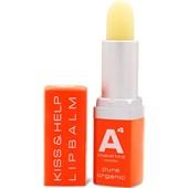 A4 Cosmetics - Ansiktsvård - Kiss & Help Lipbalm
