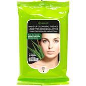Absolute New York - Ansiktsvård - Make-up Cleansing Tissues Fresh Aloe