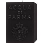 Acqua di Parma - Ljus - svart Cube Candle Ambra