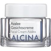 Alcina - Torr hud - Azalee-ansiktskräm