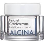 Alcina - Torr hud - Fenchel-ansiktskräm