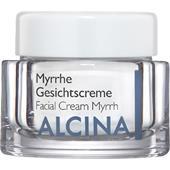 Alcina - Torr hud - Myrrhe-ansiktskräm
