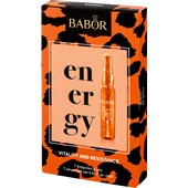 BABOR - Ampoule Concentrates FP - Energy Vitality and Resistance