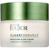 BABOR - Doctor BABOR - Cleanformance Moisture Glow Cream