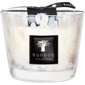 Baobab - Pearls - Doftljus Pearls White