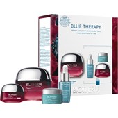 Biotherm - Blue Therapy - Blue Therapy Red Algae Uplift Set