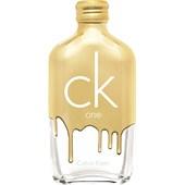 Calvin Klein - ck one gold - Eau de Toilette Spray