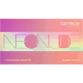 Catrice - Ögonskugga - Neonude Eyeshadow Palette