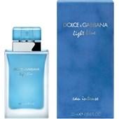 Dolce&Gabbana - Light Blue - Eau Intense Eau de Parfum Spray