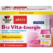 Doppelherz - Energy & Performance - B12 Vita-Energi Dricksflaska