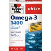 Doppelherz - Cardiovascular - Omega-3 Kapslar