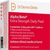 Dr Dennis Gross - Alpha Beta - Alpha Beta Peel Extra Strength Pack