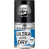 Essence - Nail Polish - Ultra Quick Dry Top Coat