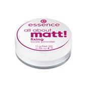 Essence - All About Matt! Puder - All About Matt! Fixing Loose Powder