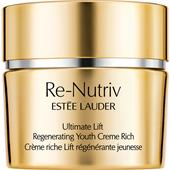 Estée Lauder - Re-Nutriv Vård - Ultimate Lift Regenerating Youth Creme Rich