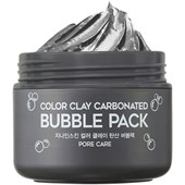 G9 Skin - Rengöring & masker - Color Clay Carbonated Bubble Pack