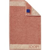 JOOP! - Breeze Doubleface - Gästhandduk Copper