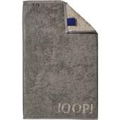 JOOP! - Classic Doubleface - Gästhandduk Grafit