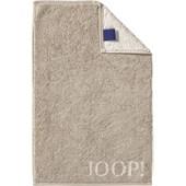 JOOP! - Classic Doubleface - Gästhandduk Sand