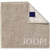JOOP! - Classic Doubleface - Tvättlappar Sand