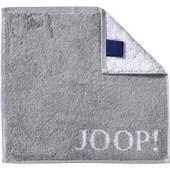 JOOP! - Classic Doubleface - Tvättlappar Silver