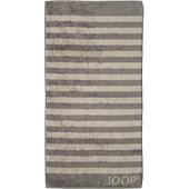 JOOP! - Classic Stripes - Duschduk Grafit