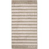 JOOP! - Classic Stripes - Duschduk Sand