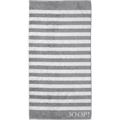 JOOP! - Classic Stripes - Duschduk Silver