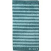 JOOP! - Classic Stripes - Duschduk turkos