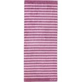 JOOP! - Classic Stripes - Bastuhandduk Magnolia