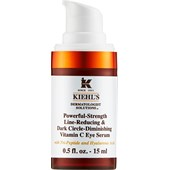 Kiehl's - Serum & koncentrat - Powerful-Strength Line-Reducing & Dark Circle-Dimishing Vitamin C Eye Serum