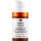Kiehl's - Serum & koncentrat - Powerful-Strength Line-Reducing & Dark Circle-Dimishing Vitamin C Eye Serum