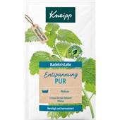 "Kneipp - Bath crystals - Badkristaller ""Entspannung Pur"" Ren Avkoppling"