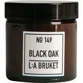 La Bruket - Room Fragrance - Nr. 149 Candle Black Oak