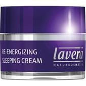 Lavera - Nattkrämer - Re-Energizing Sleeping Cream