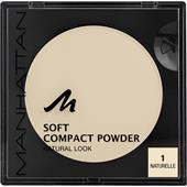 Manhattan - Ansikte - Soft Compact Powder