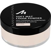 Manhattan - Ansikte - Soft Mat Loose Powder