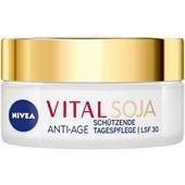 Nivea - Day Care - Vital Soja Anti-Age Skyddande dagkräm solskyddsfaktor 30