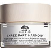 Origins - Återfuktande hudvård - Three Part Harmony Nourishing Cream For Renewal, Repair And Radiance