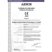 Orphila - FFP2 Masker - FFP2 Mask TÜV tested and CE certified