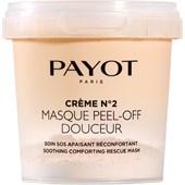 Payot - Crème No.2 - Masque Peel-Off Douceur