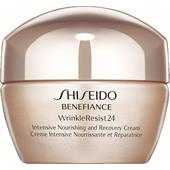 Shiseido - Benefiance WrinkleResist 24 - Intensive Nourishing & Recovery Cream