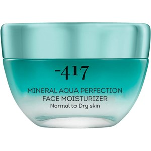 -417 - Age Prevention - Mineral Aqua Perfection Face Moisturizer