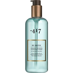 -417 - Facial Cleanser - Mineral Infusion Hydrating Toner
