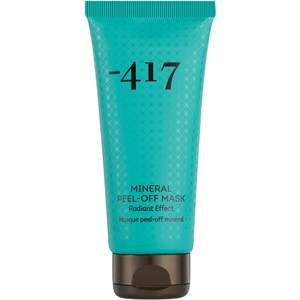 -417 - Facial Cleanser - Mineral Peel Off Mask