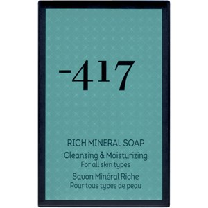 -417 - Facial Cleanser - Rich Mineral Soap